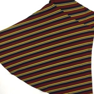 NWT! Skirt LuLaRoe Azure Adjustable Yoga Band XL
